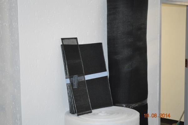 Black Nylon Filters